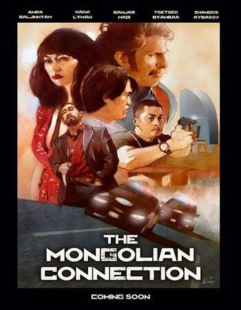 The Mongolian Connection 2020 English 720p WEB-DL 850MB ESubs
