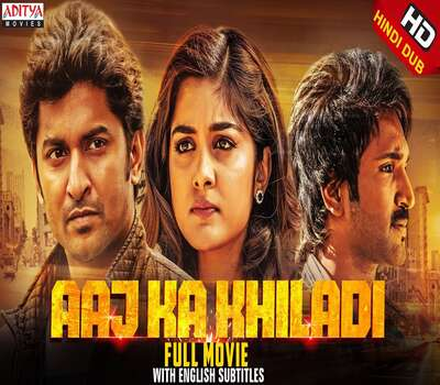 Aaj Ka Khiladi (2020) Hindi Dubbed 480p HDRip x264 350MB Full Movie Download
