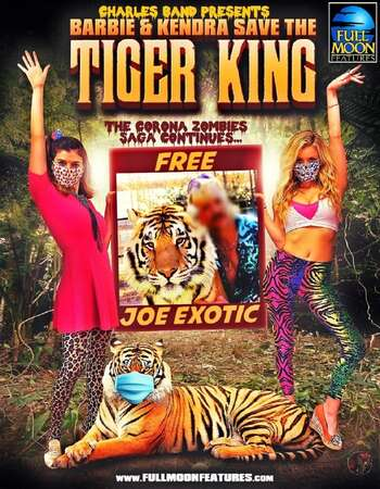 Barbie & Kendra Save the Tiger King 2020 English 720p WEB-DL 600MB Download