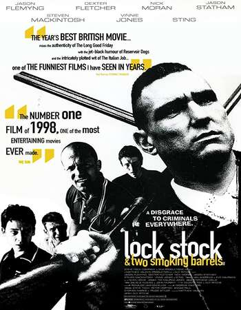 Lock, Stock and Two Smoking Barrels 1998 English 720p BluRay 1GB ESubs