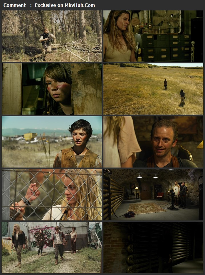 A Feral World 2020 English 720p WEB-DL 900MB Download