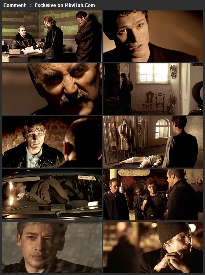 Lock, Stock and Two Smoking Barrels 1998 English 720p BluRay 1GB Download