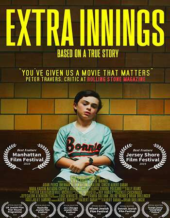 Extra Innings 2020 English 720p WEB-DL 1GB ESubs