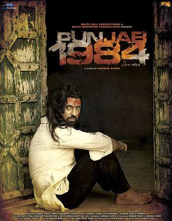 Punjab 1984 (2014) Punjabi 480p WEB-DL x264 450MB ESubs Full Movie Download