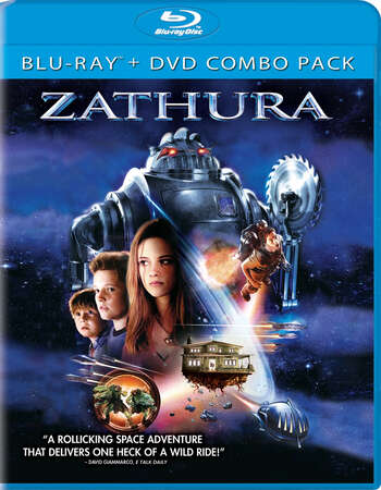 Zathura: A Space Adventure (2005) Dual Audio Hindi 720p BluRay x264 900MB Full Movie Download