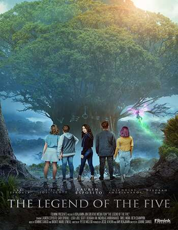 The Legend of the Five 2020 English 720p WEB-DL 850MB Download