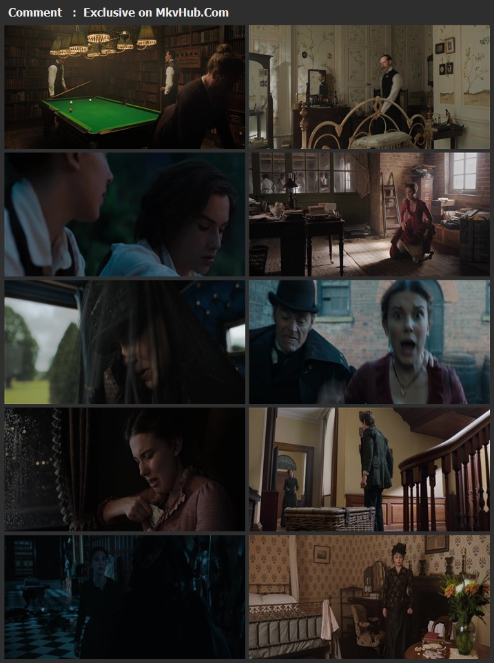 Enola Holmes 2020 English 720p WEB-DL 1GB Download