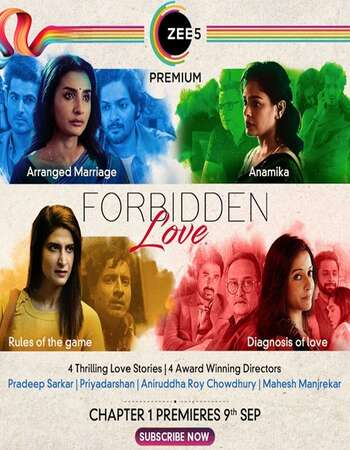 Forbidden Love (2020) Hindi 480p WEB-DL x264 150MB ESubs Full Movie Download