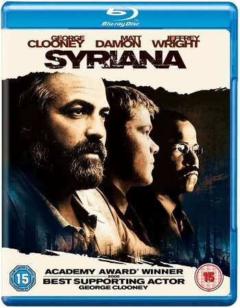 Syriana 2005 Dual Audio 720p BluRay [Hindi – English] ESubs Download