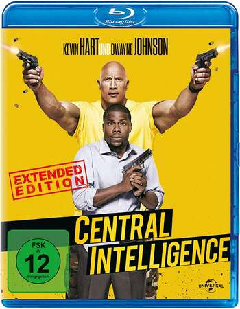 Central Intelligence (2016) Dual Audio Hindi 480p BluRay 350MB ESubs Full Movie Download