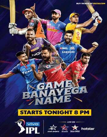 Dream11 IPL (2020) Live Streaming for Free