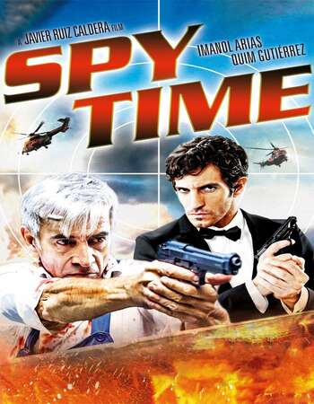 Spy Time 2015 Dual Audio [Hindi-English] 720p BluRay 800MB ESubs