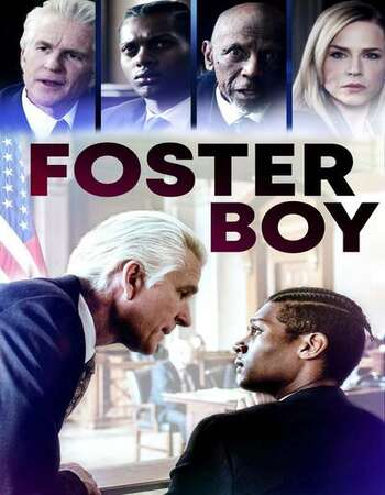 Foster Boy 2020 English 720p WEB-DL 900MB ESubs