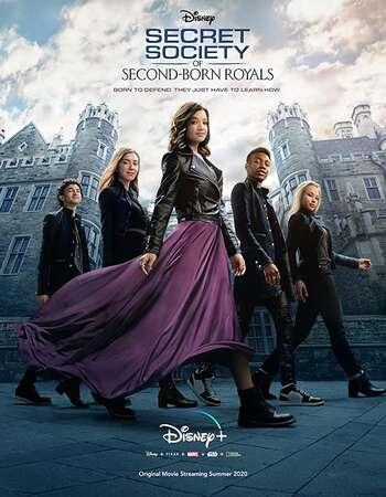 Secret Society of Second Born Royals 2020 English 1080p WEB-DL 1.6GB ESubs