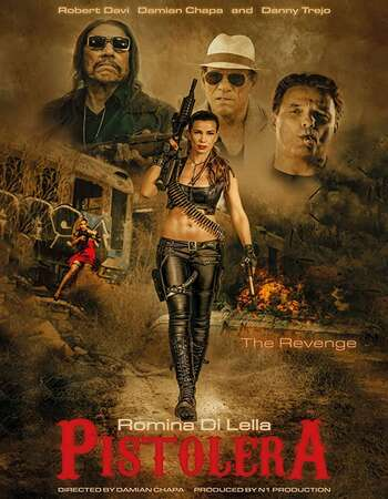 Pistolera 2020 English 720p WEB-DL 800MB ESubs