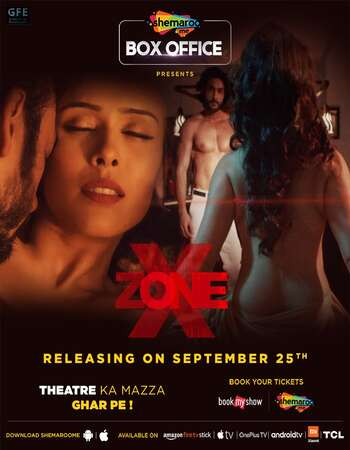 X Zone (2020) Hindi 720p SM WEB-DL x264 AAC 900MB Movie Download