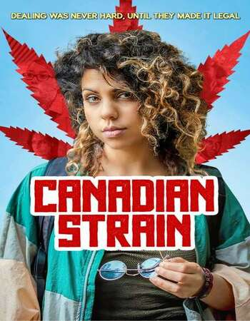 Canadian Strain 2020 English 720p WEB-DL 700MB ESubs