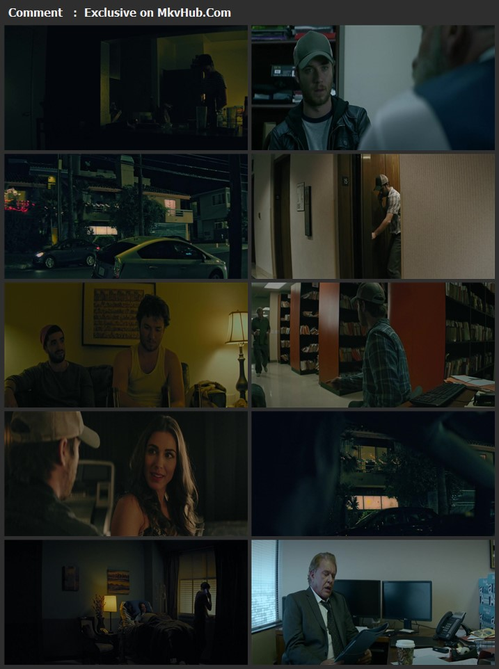 Stakeout 2020 English 720p WEB-DL 800MB Download