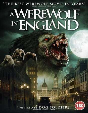 A Werewolf in England 2020 English 720p WEB-DL 750MB Download