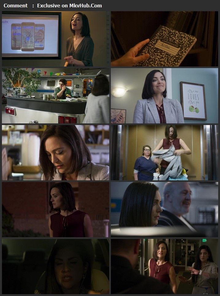 Cover Me 2020 English 720p WEB-DL 800MB Download