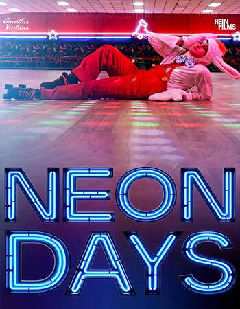 Neon Days 2020 English 720p WEB-DL 800MB ESubs