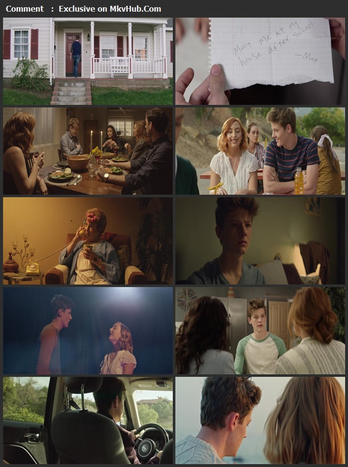 Max and Me 2020 English 720p WEB-DL 900MB Download