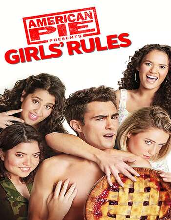 American Pie Presents: Girls' Rules 2020 English DVDScr 850MB Download