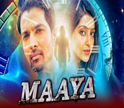 Maaya (2020) Hindi Dubbed 720p HDRip x264 900MB Movie Download