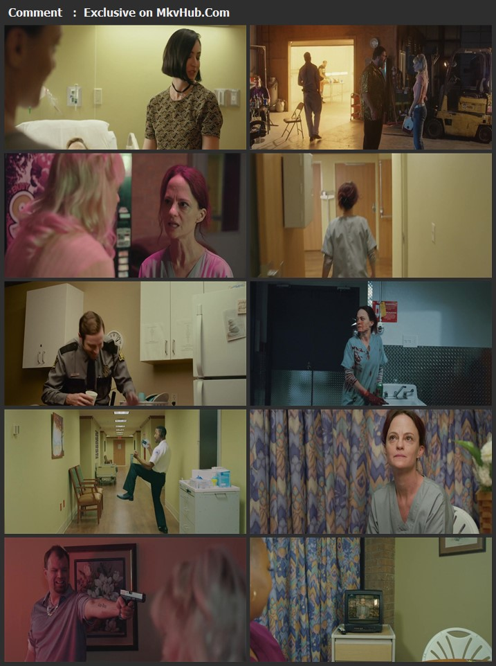 12 Hour Shift 2020 English 720p WEB-DL 750MB Download