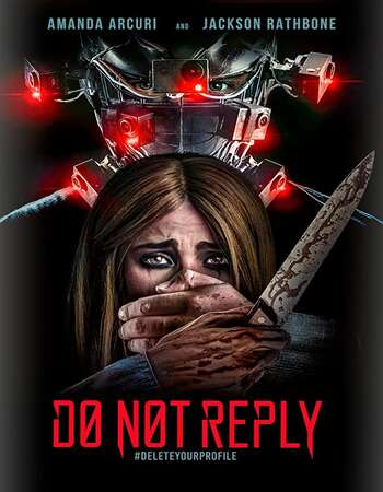 Do Not Reply 2020 English 720p WEB-DL 850MB Download