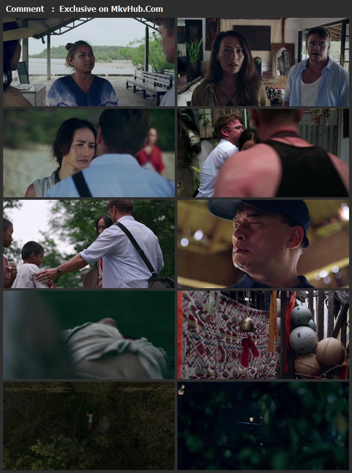 Death of Me 2020 English 720p WEB-DL 800MB Download