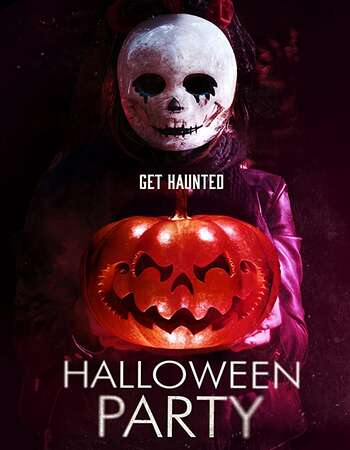 Halloween Party 2020 English 720p WEB-DL 800MB Download
