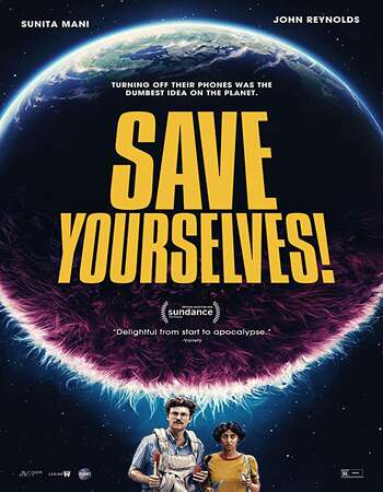 Save Yourselves! 2020 English 720p BluRay 800MB ESubs