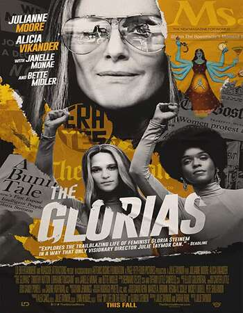 The Glorias (2020) English 720p WEB-DL x264 1.3GB Full Movie Download