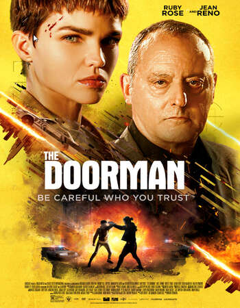 The Doorman 2020 English 720p BluRay 850MB Download