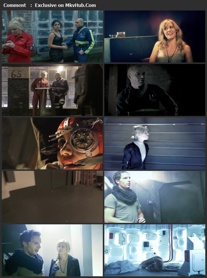 Android Uprising 2020 English 720p WEB-DL 700MB Download
