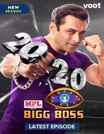 Bigg Boss S14 18 November 2020 HDTV 480p 720p 500MB Download