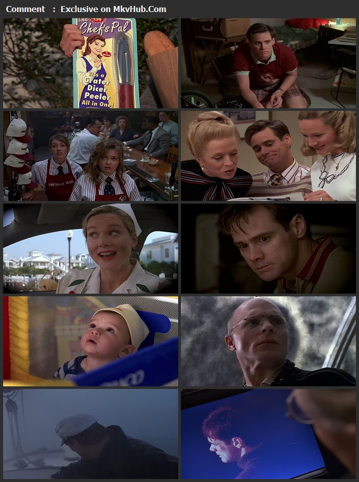 The Truman Show 1998 English 720p BluRay 1GB Download