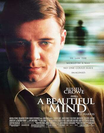 A Beautiful Mind 2001 English 720p BluRay 1GB ESubs