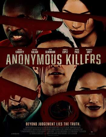 Anonymous Killers 2020 English 720p WEB-DL 850MB Download