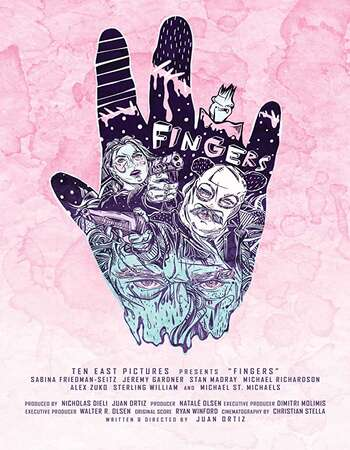 Fingers 2019 English 720p WEB-DL 750MB Download