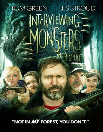 Interviewing Monsters and Bigfoot 2020 English 720p WEB-DL 950MB Download