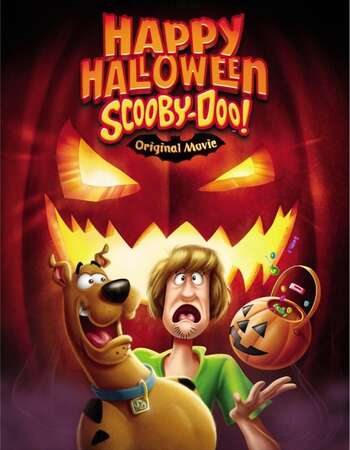 Happy Halloween, Scooby-Doo! 2020 English 720p WEB-DL 700MB Download