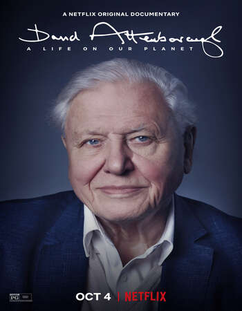 David Attenborough: A Life on Our Planet 2020 English 720p WEB-DL 700MB Download