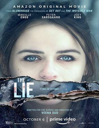 The Lie 2020 English 720p WEB-DL 800MB Download