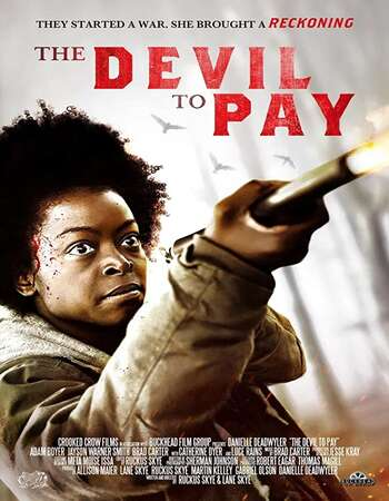 The Devil to Pay 2020 English 720p WEB-DL 750MB Download