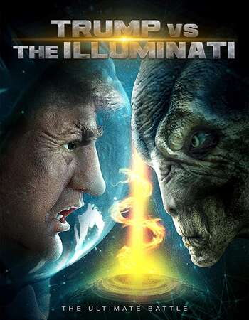 Trump vs the Illuminati 2020 English 720p WEB-DL 600MB Download