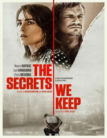 The Secrets We Keep 2020 English 480p DVDRip 850MB Download