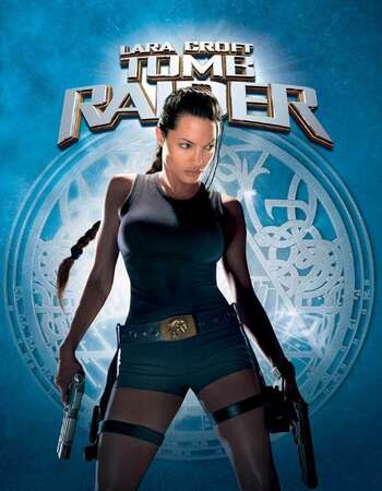 Lara Croft: Tomb Raider 2001 English 720p BluRay 1GB Download