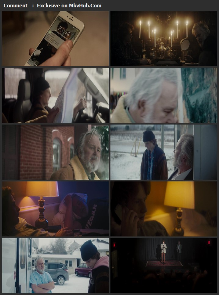To Hell with Harvey 2020 English 1080p WEB-DL 1.5GB Download